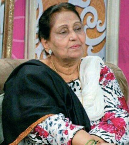 Suraiya Multanikar Pride of Punjab Award for Suraiya Multanikar Newspaper DAWNCOM