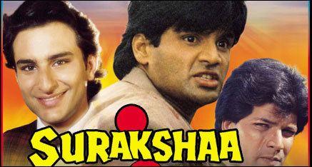 Surakshaa 1995 Full Lenght Bollywood Hindi Movie in HD