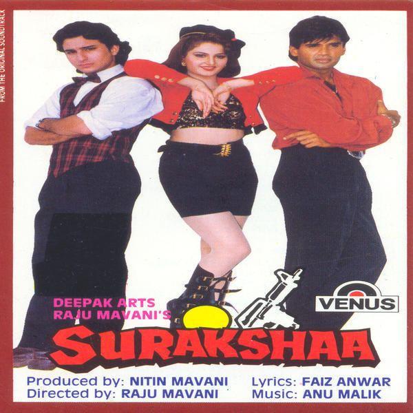 Surakshaa 1995 Mp3 Songs Bollywood Music