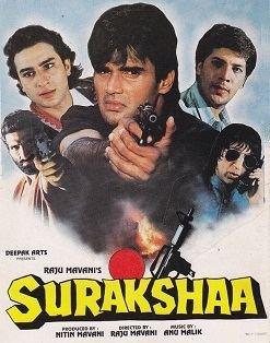 Surakshaa 1995 film Wikipedia
