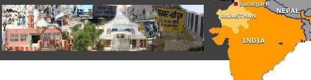 Suratgarh in the past, History of Suratgarh