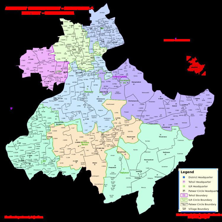 Suratgarh (Rajasthan Assembly constituency)
