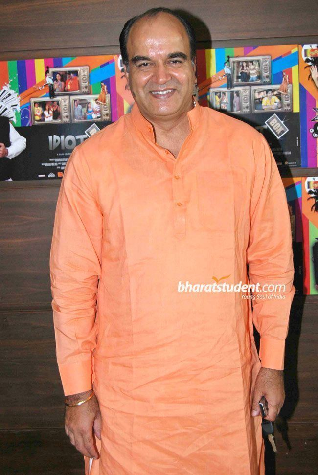 Surendra Pal Surendra Pal at Film 39Idiot Box39 Press MeetFilm 39Idiot