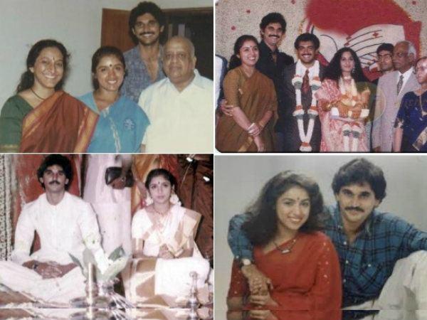 Suresh Chandra Menon Revathi Suresh Chandra Menon granted divorce Filmibeat