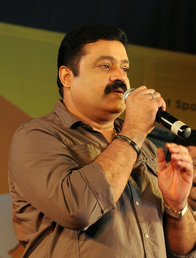 Suresh Gopi httpsuploadwikimediaorgwikipediacommonsbb