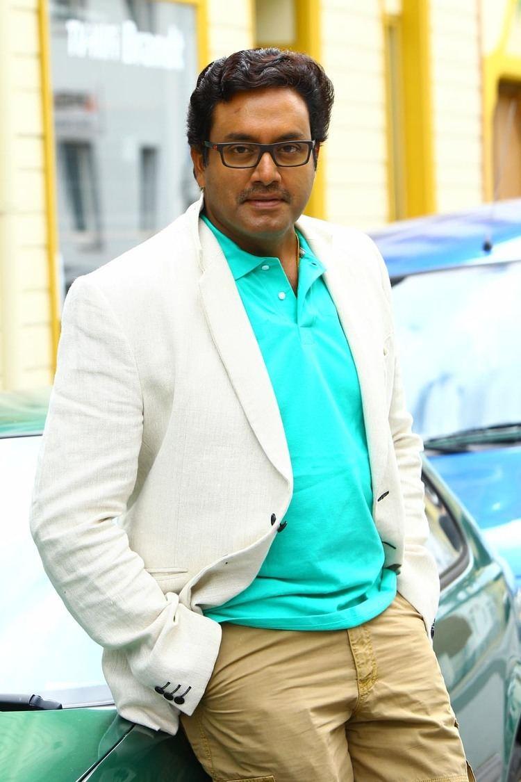 Suresh Krishna (actor) Suresh Krishna actor The Official Website of Suresh