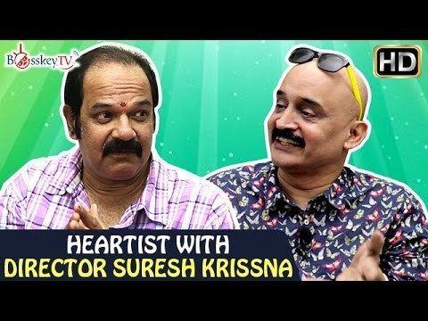 Suresh Krissna Suresh Krissna director of Annamalai Baasha Aalavandhan is a huge