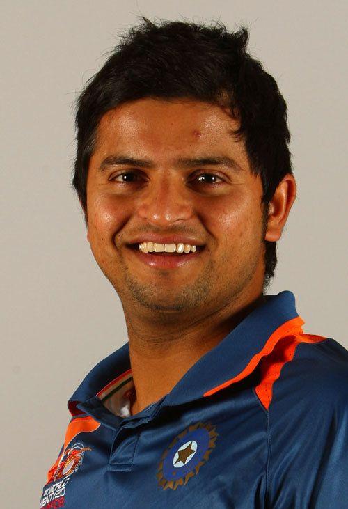 Suresh Raina (Cricketer)