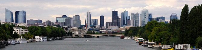 Suresnes in the past, History of Suresnes