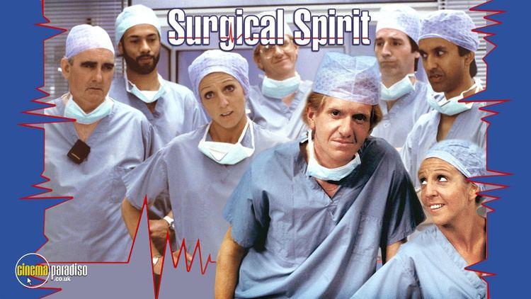 Surgical Spirit (TV series) Surgical Spirit 19891995 TV Series CinemaParadisocouk