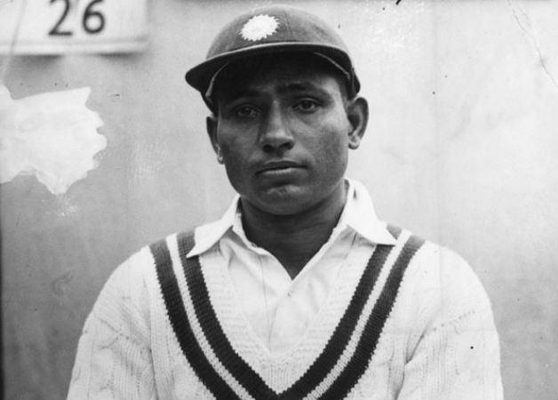 Surinder Amarnath (Cricketer) playing cricket