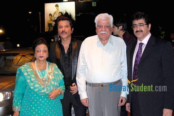 Surinder Kapoor Surinder Kapoor amp Nirmala Anil Kapoor ParentsSaawariya