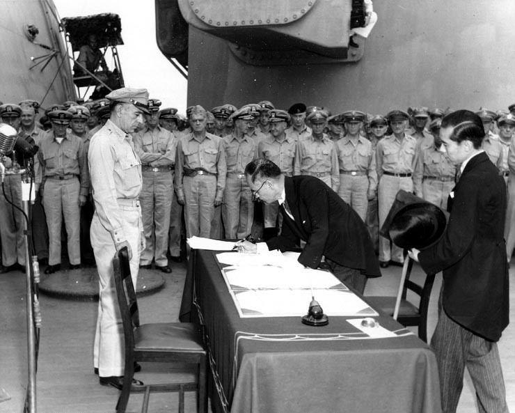 Surrender of Japan httpsuploadwikimediaorgwikipediacommonsee