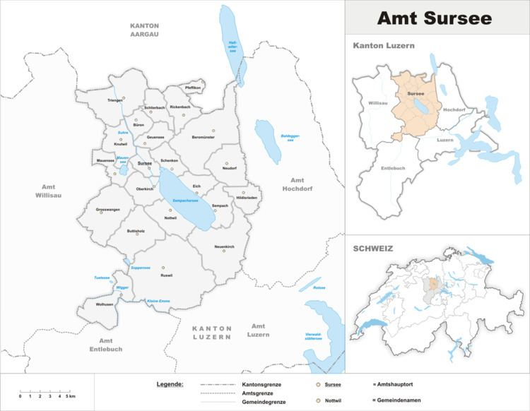 Sursee District
