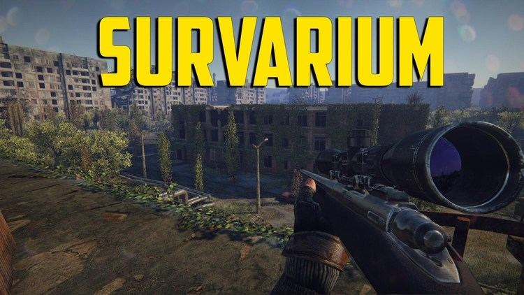 Survarium Survarium The Next Stalker YouTube