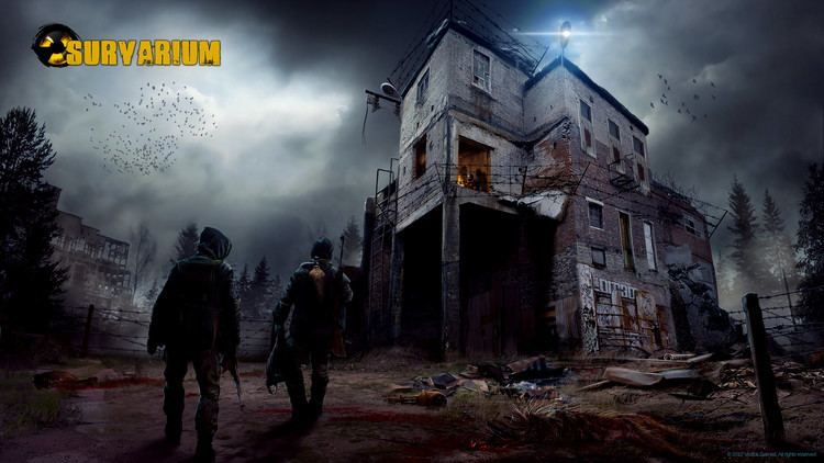 Survarium Return to the base survariumcom