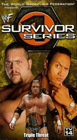 Survivor Series (1999) Amazoncom WWF Survivor Series 1999 VHS The Rock Triple H The