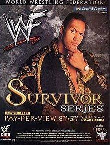 Survivor Series (1999) httpsuploadwikimediaorgwikipediaenthumb4