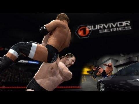 Survivor Series (1999) WWE 3913 Community Showcase Survivor Series 1999 Xbox 360 YouTube