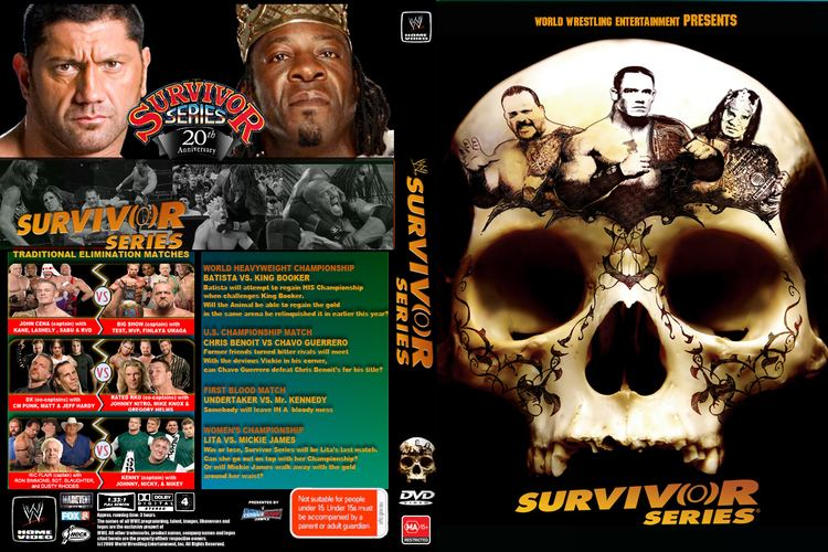 Survivor Series (2006) - Alchetron, The Free Social Encyclopedia