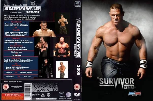 Survivor Series 2008 Alchetron The Free Social Encyclopedia