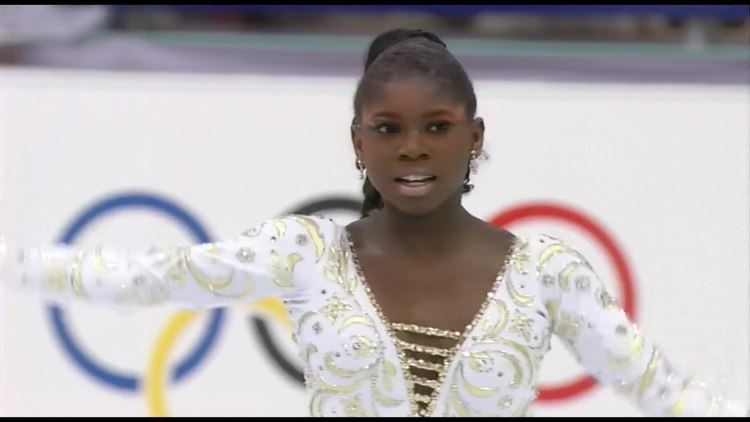 Image result for images of surya bonaly 1994