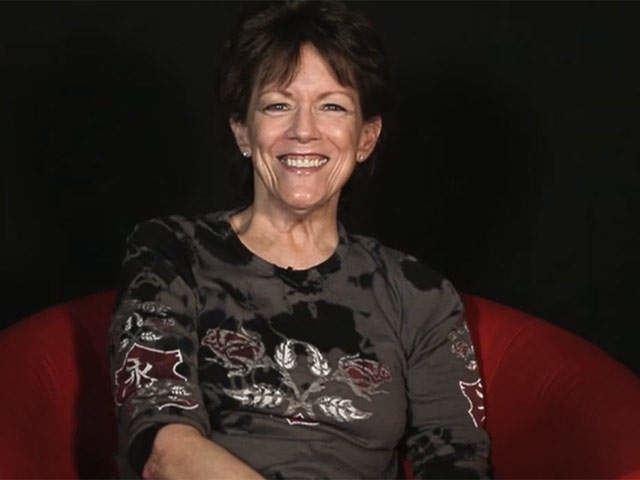 Susan Bennett Susan Bennett Siri Apple APPL iPhone voice becomes