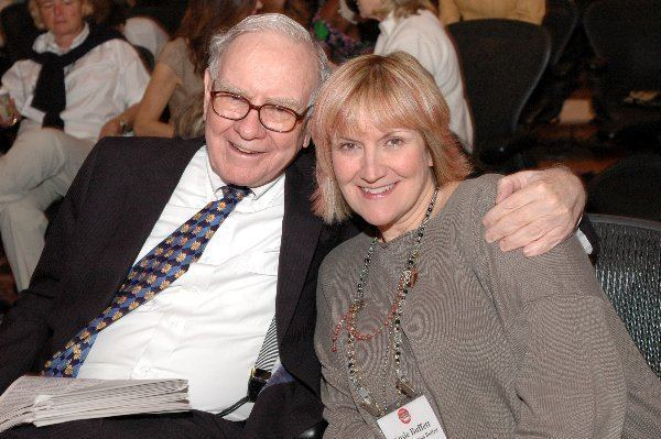 Susan Buffett Buffett fortune used to push interfaith mosque