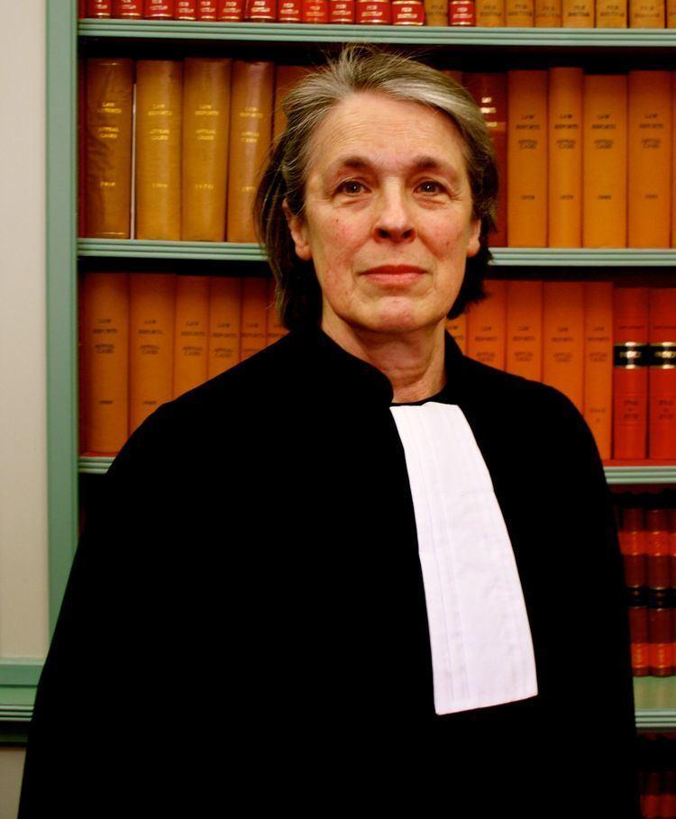 Susan Denham Chief Justice Susan Gageby Denham