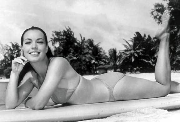 Susan Hart SUSAN HART STARLET FROM THE SURF Sixties Cinema