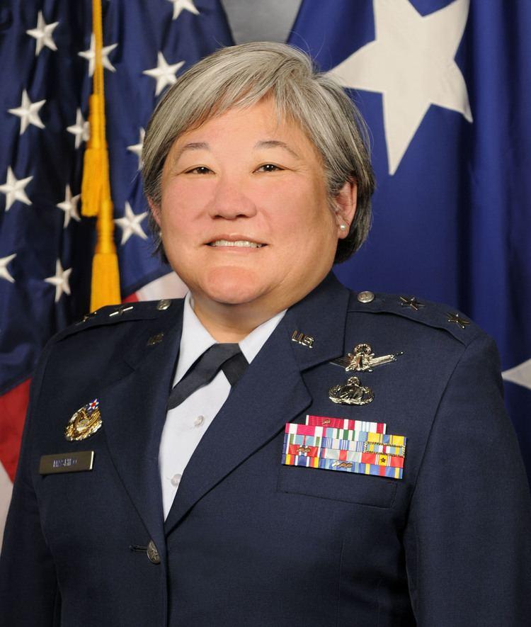Susan K. Mashiko MAJOR GENERAL SUSAN K MASHIKO US Air Force Biography Display