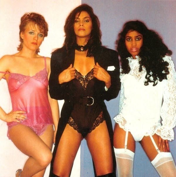 Susan Moonsie Rare and Obscure Music Vanity 6Apollonia 6