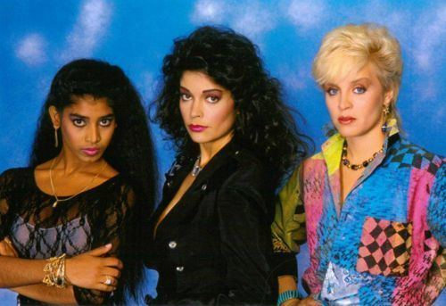 Susan Moonsie Susan Moonsie Apollonia Kotero Susan Moonsie and Brenda