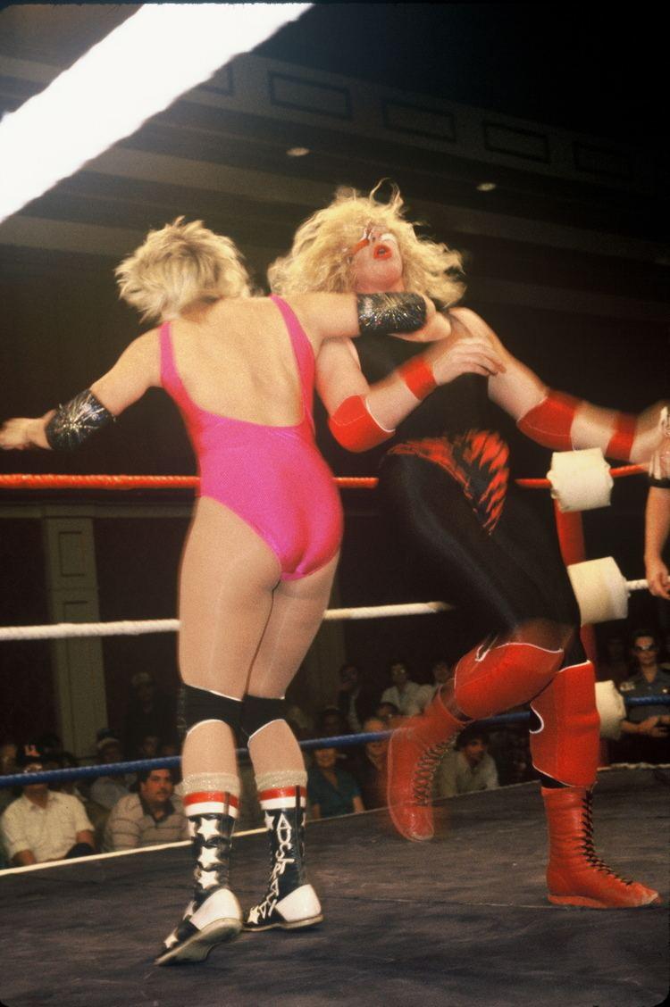 Nude polish ladies wrestling
