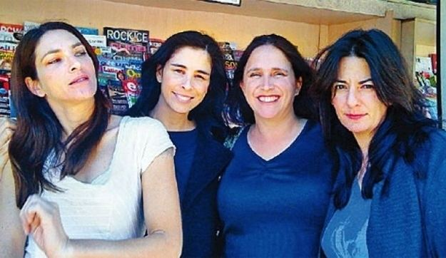 Susan Silverman Sarah Silverman39s Sister And Niece Arrested At Jerusalem