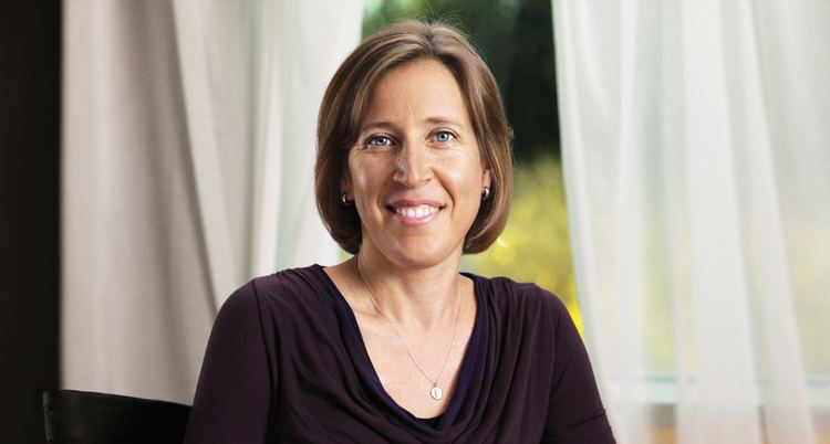 Susan Wojcicki Susan Wojcicki CEO YouTube MAKERS Video