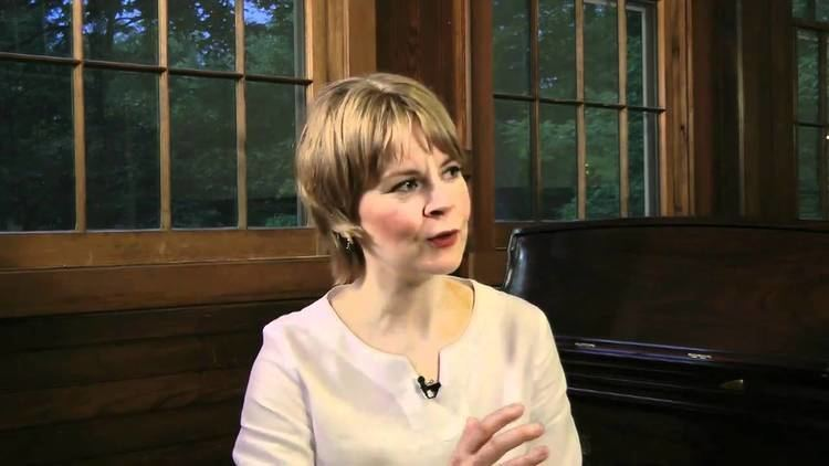 Susanna Mälkki Interview with Susanna Mlkki Boston Symphony Orchestra YouTube