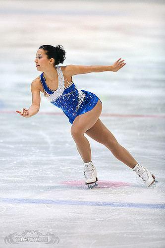 Susanna Pöykiö Susanna Pyki Finnish 2009 Figure Skating Nationals Jyv