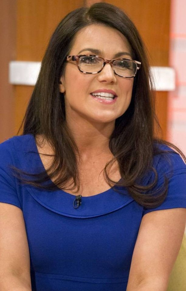 Susanna Reid Susanna Reid wore glasses on Good Morning Britain and you