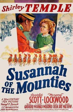 Susannah of the Mounties Susannah of the Mounties 1939 film