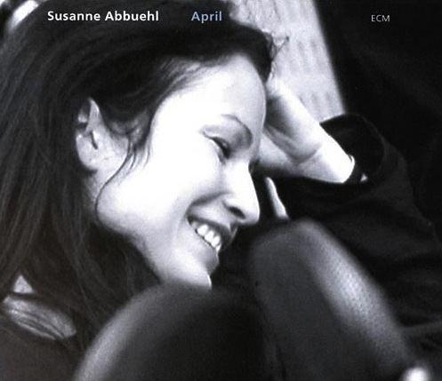 Susanne Abbuehl Susanne Abbuehl April ECM 1766 between sound and space ECM