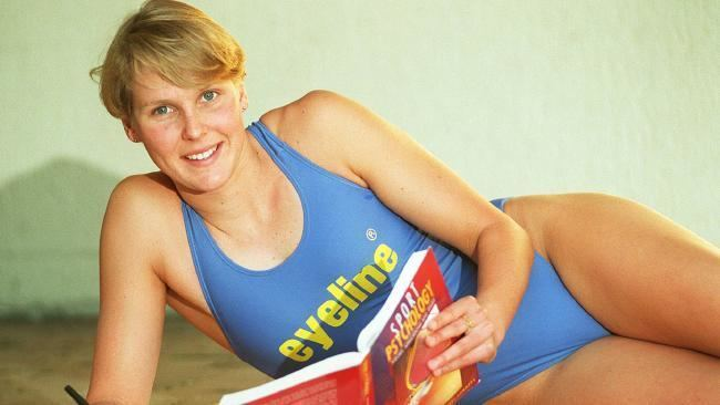 Susie O'Neill Don39t think you39re better than anyone else because you can swim fast