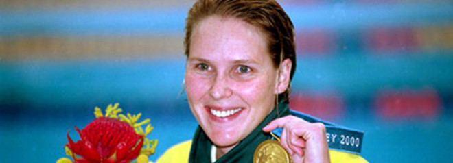 Susie O'Neill Australian Olympic Committee Susie O39Neill
