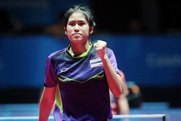 Suthasini Sawettabut Suthasini no longer just another player in the hall