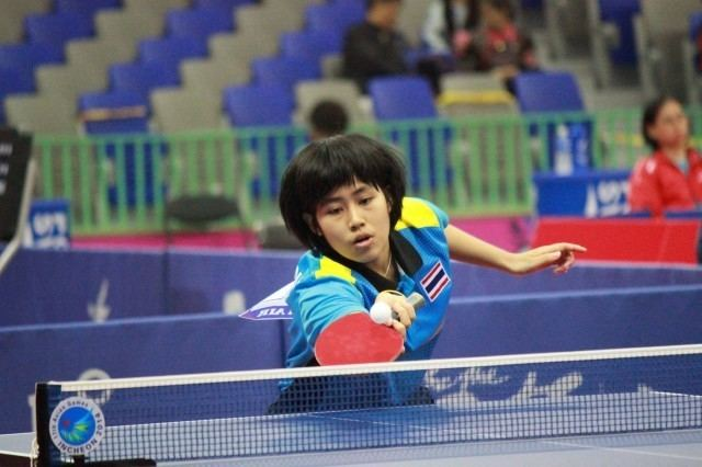 Suthasini Sawettabut TT Pro Agency Table Tennis