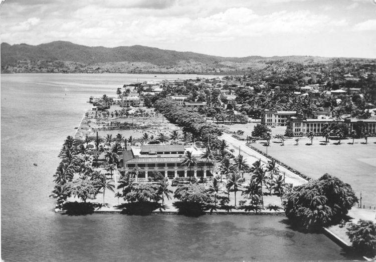 Suva in the past, History of Suva