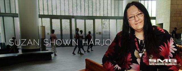 Suzan Shown Harjo Suzan Shown Harjo SMG Talk Signature Media Group Speakers
