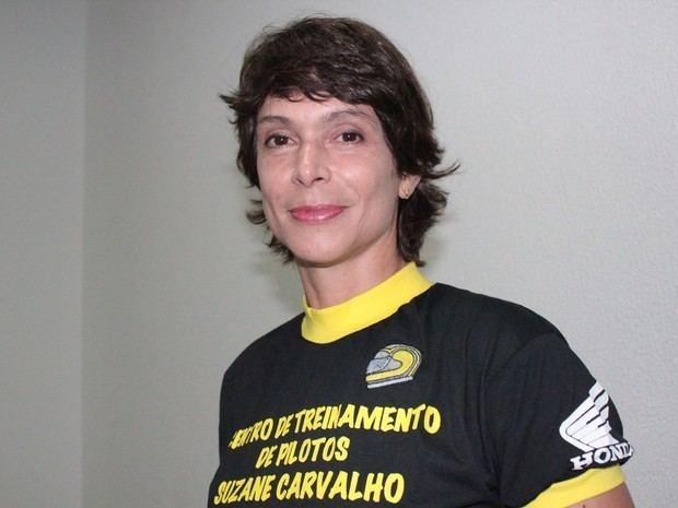 Suzane Carvalho G1 Atriz que virou piloto viaja da Venezuela at o