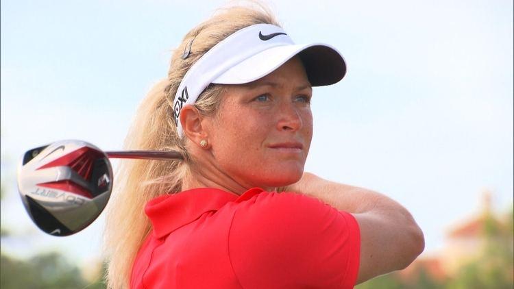 Suzann Pettersen Kraft Nabisco Championship Suzann Pettersen WD Golf Channel