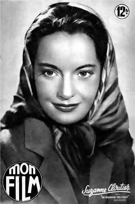 Suzanne Cloutier Suzanne CLOUTIER Biographie et filmographie